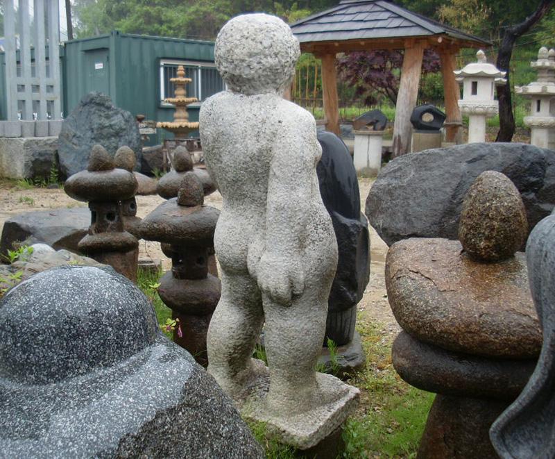대리석조각